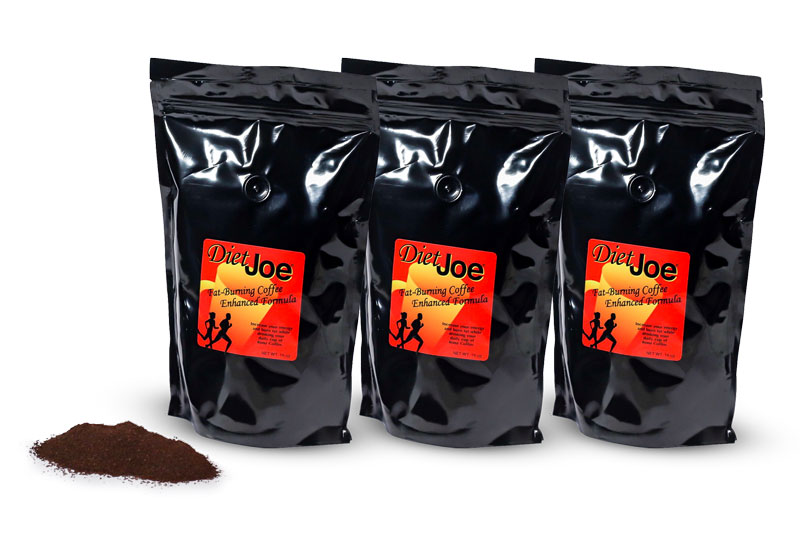Diet Joe Coffee with Grounds